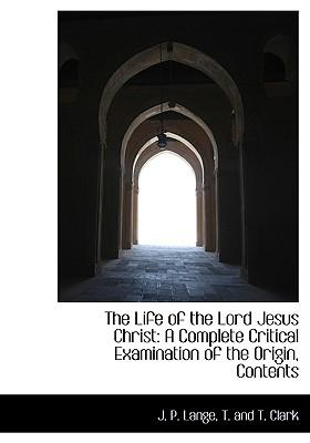 The Life of the Lord...