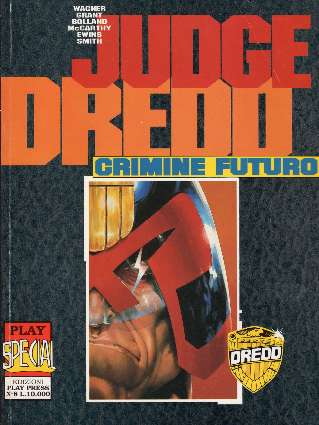 Judge Dredd: Crimine...