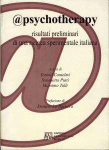 @ psychotherapy. Risultati preliminari di una ricerca sperimentale italiana