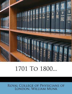 1701 to 1800...