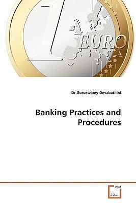 Banking Practices and Procedures