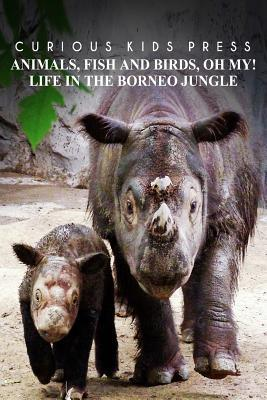 Animals, Fish and Birds, Oh My! Life in the Borneo Jungle