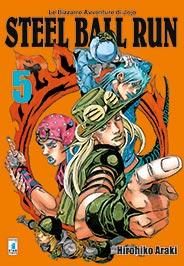 Steel ball run Vol. 5