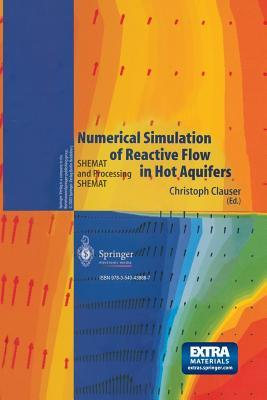 Numerical Simulation of Reactive Flow in Hot Aquifers