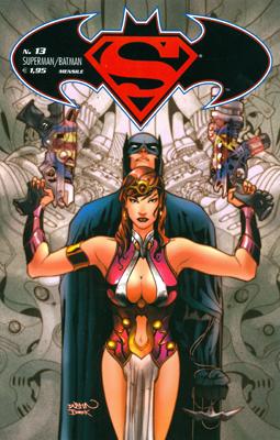 Superman/Batman vol. 2 n. 13
