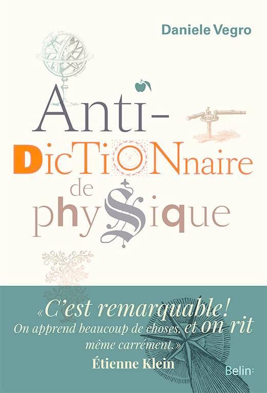 Anti-dictionnaire de physique
