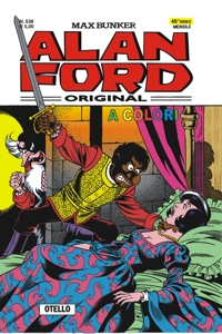 Alan Ford n. 538