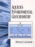 Aqueous Environmental Geochemistry