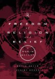 Freedom of Religion and Belief