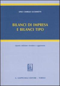 Bilanci di impresa e bilanci tipo