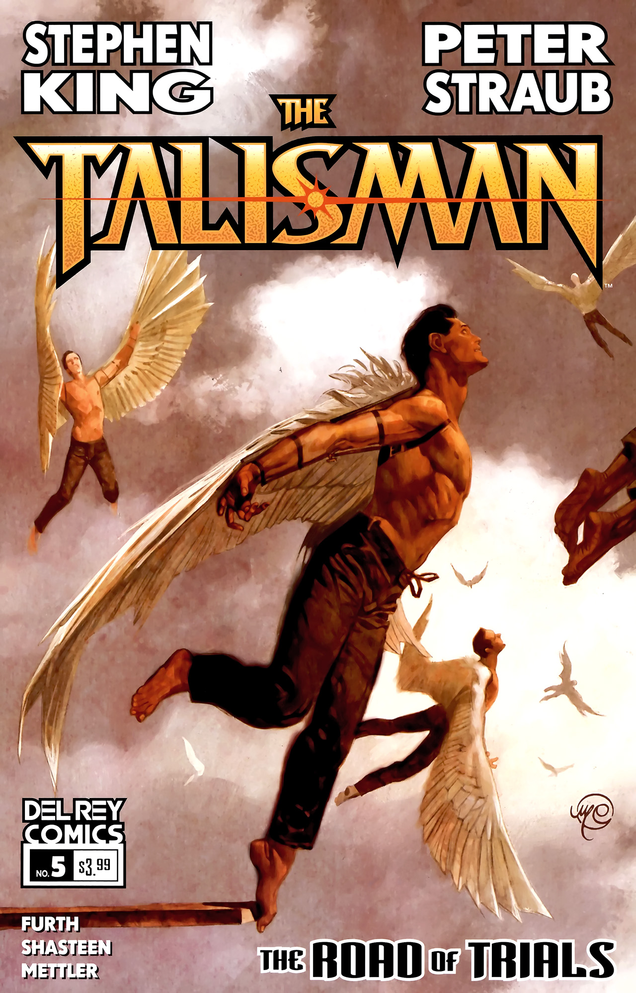 The Talisman: The Road of Trials n.5
