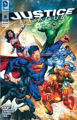 Justice League n. 2