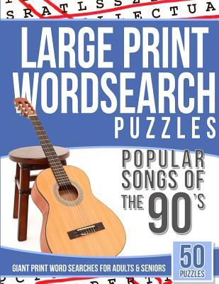 Word Search Puzzles Popular Songs of 90s