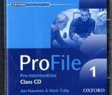 ProFile 1: Class Aud...