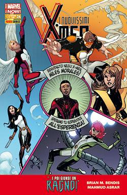 I nuovissimi X-Men n. 24