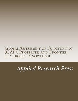 Global Assessment of Functioning Gaf