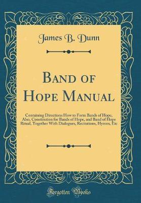 Band of Hope Manual