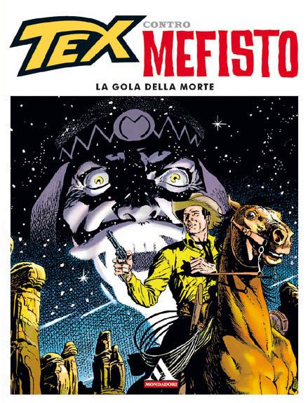 Tex contro Mefisto vol. 1