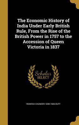ECONOMIC HIST OF INDIA UNDER E