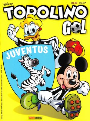 Topolino Gol n. 1