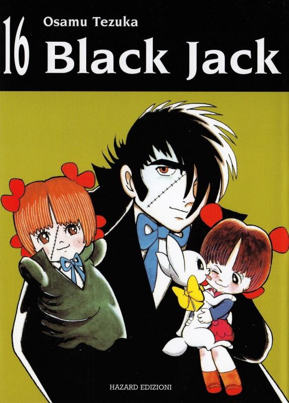 Black Jack vol. 16