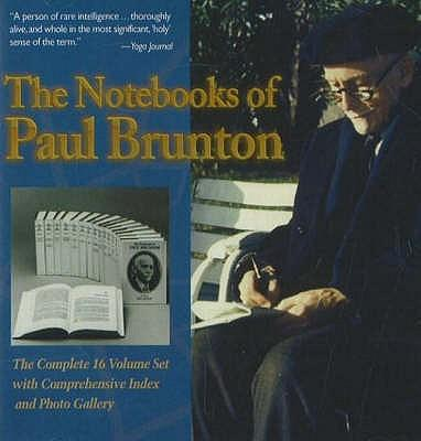 The Notebooks of Paul Brunton (CD-Rom)