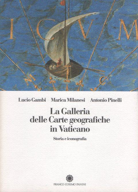 La galleria delle carte geografiche in Vaticano