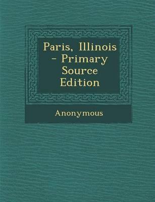 Paris, Illinois