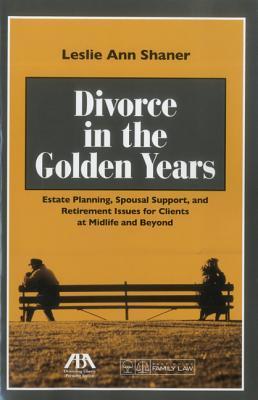 Divorce in the Golden Years