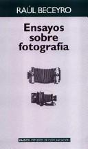 Ensayos sobre fotografía