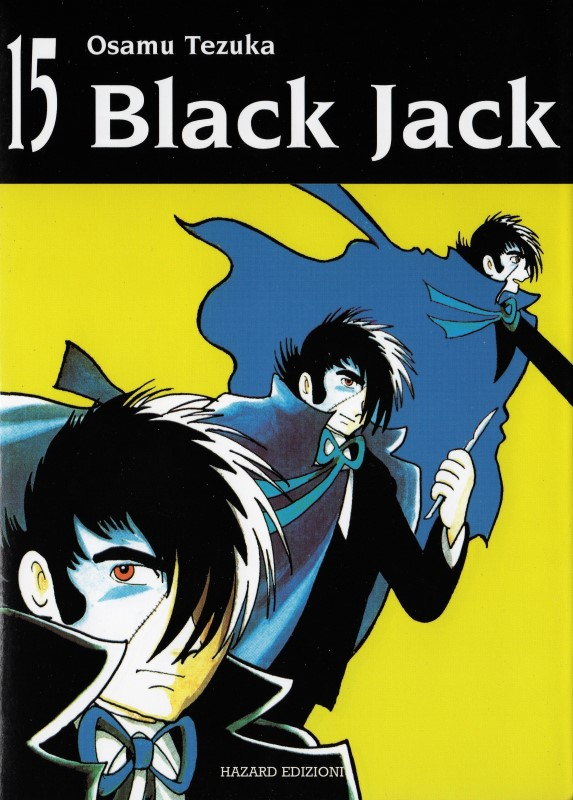 Black Jack vol. 15