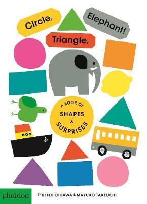 Circle, triangle, elephant! Ediz. a colori