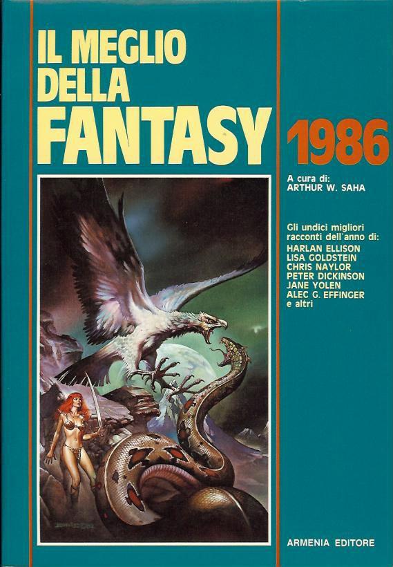 Il meglio della fantasy 1986