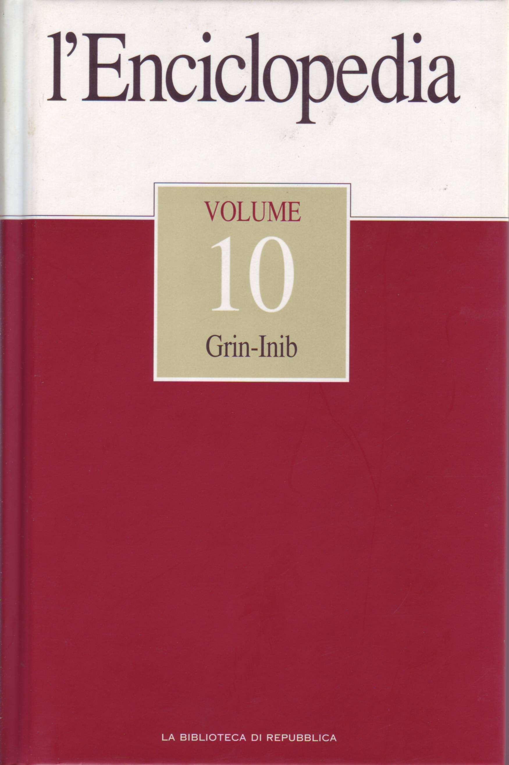 L'Enciclopedia - Vol. 10