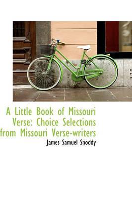A Little Book of Missouri Verse