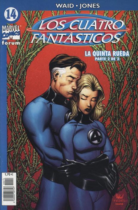 Los 4 Fantásticos Vol.5 #14 (de 16)