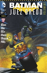 Batman/Juez Dredd #1 (de 2)