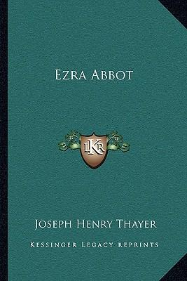 Ezra Abbot