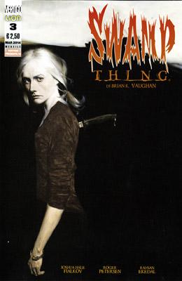Swamp Thing di Brian K. Vaughan n. 3