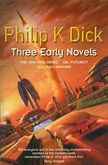 Three Early Novels