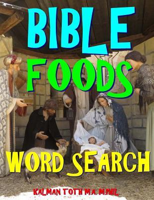 Bible Foods Word Sea...