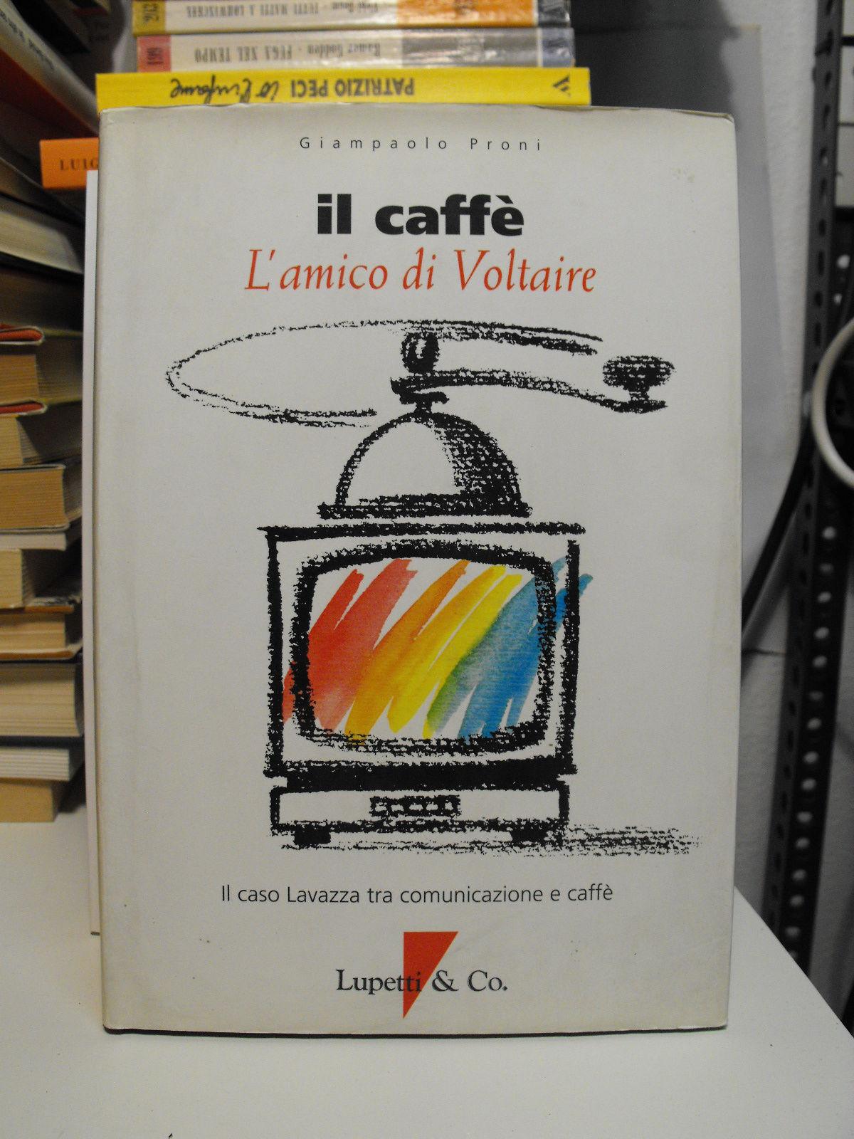 Il caffè, l'amico di Voltaire