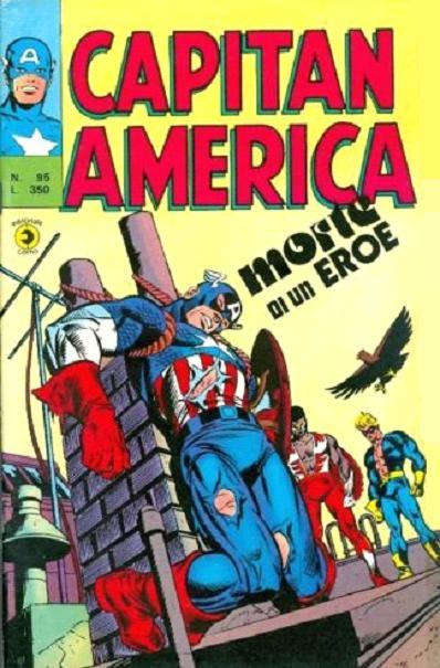 Capitan America n. 95