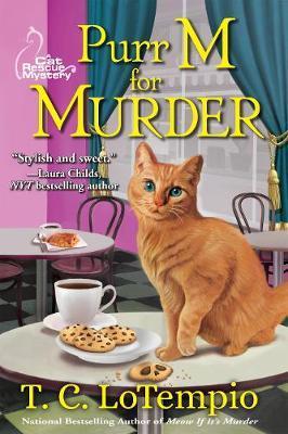 Purr M for Murder