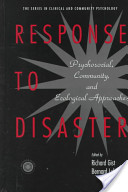 Resonse to Disaster