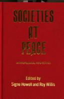 Societies at Peace