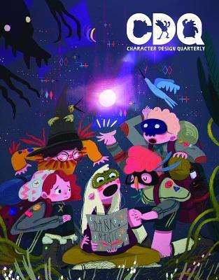 Character Design Quarterly 5