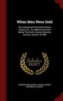When Men Were Sold