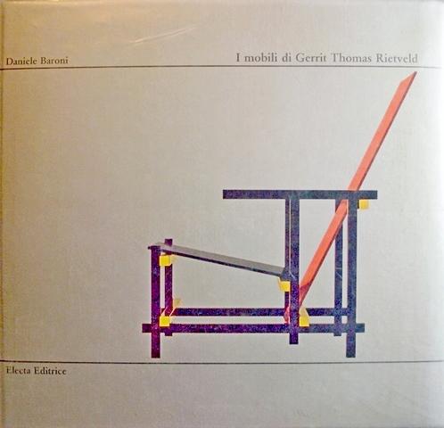 I mobili di Gerrit Thomas Rietveld