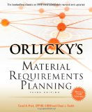 Orlicky's Material Requirements Planning